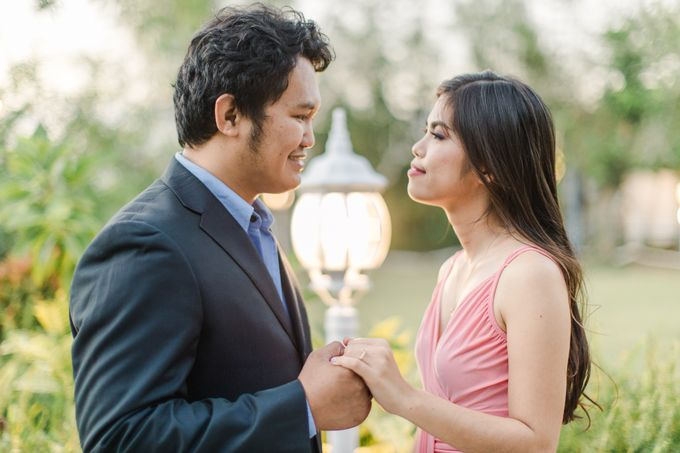 Prenup of Billy and Eunice by Love And Other Theories - 021