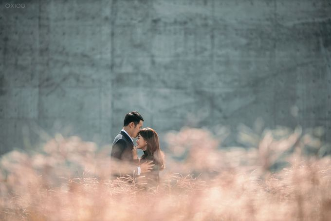 Beauty Apart From Flawessness -  The Prewedding of Jonathan and Audilya by Ivan by Axioo - 005