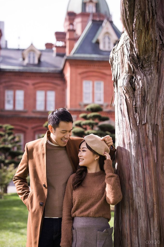 Beauty Apart From Flawessness -  The Prewedding of Jonathan and Audilya by Ivan by Axioo - 010