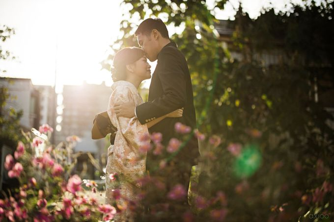 Beauty Apart From Flawessness -  The Prewedding of Jonathan and Audilya by Ivan by Axioo - 020