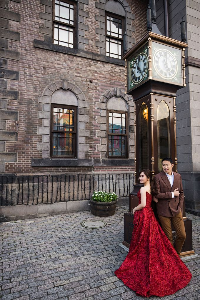 Beauty Apart From Flawessness -  The Prewedding of Jonathan and Audilya by Ivan by Axioo - 024