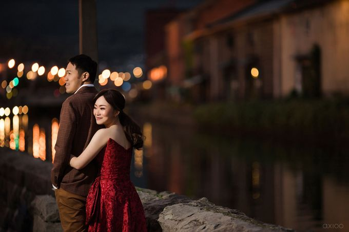 Beauty Apart From Flawessness -  The Prewedding of Jonathan and Audilya by Ivan by Axioo - 025
