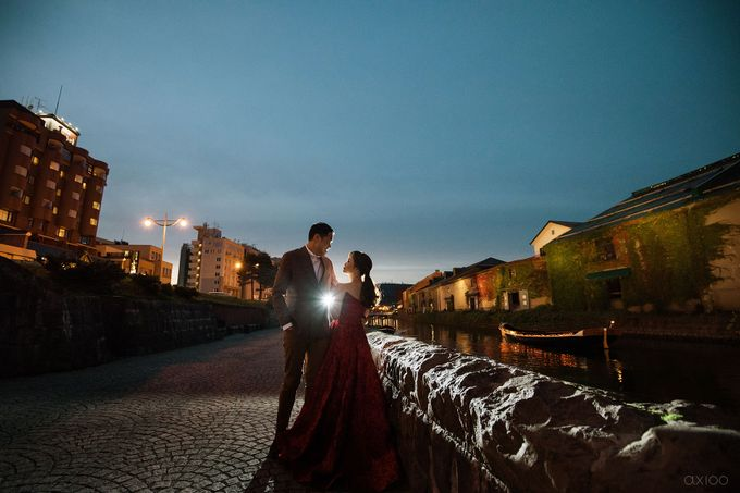 Beauty Apart From Flawessness -  The Prewedding of Jonathan and Audilya by Ivan by Axioo - 026