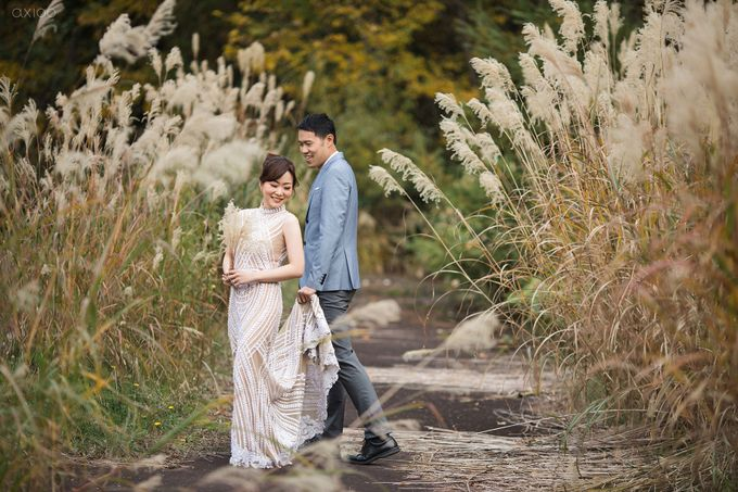 Beauty Apart From Flawessness -  The Prewedding of Jonathan and Audilya by Ivan by Axioo - 030