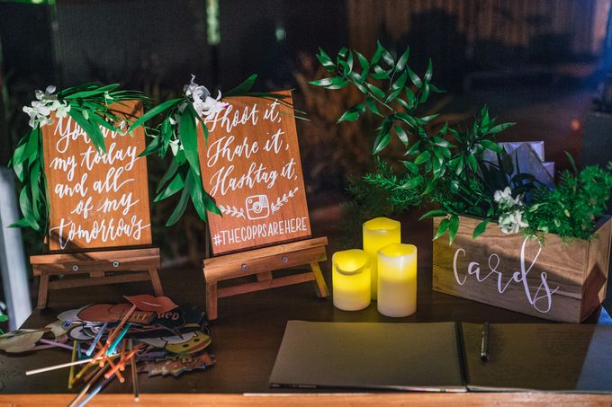 Natural x Relaxed x Tropical by THE HOST TABLE - 026