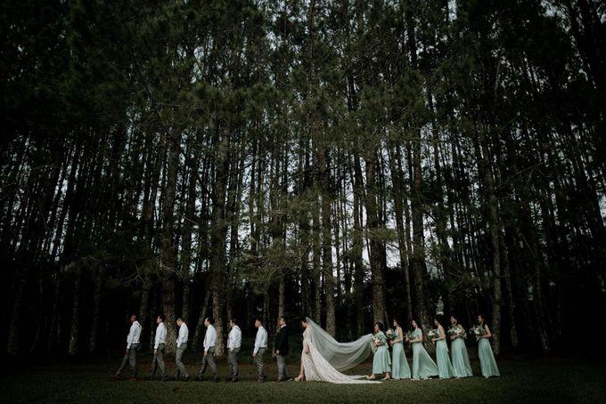 Eliza & Steven Wedding by Pine Hill Cibodas - 010
