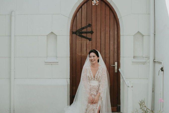 Eliza & Steven Wedding by Pine Hill Cibodas - 021