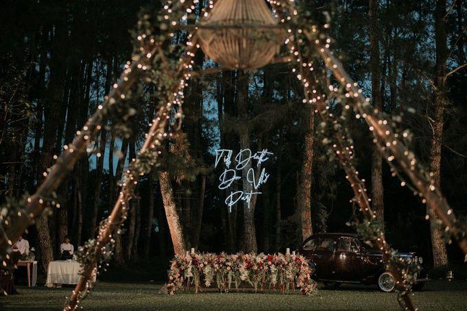 Eliza & Steven Wedding by Pine Hill Cibodas - 024