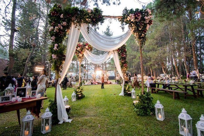 Eliza & Steven Wedding by Pine Hill Cibodas - 027