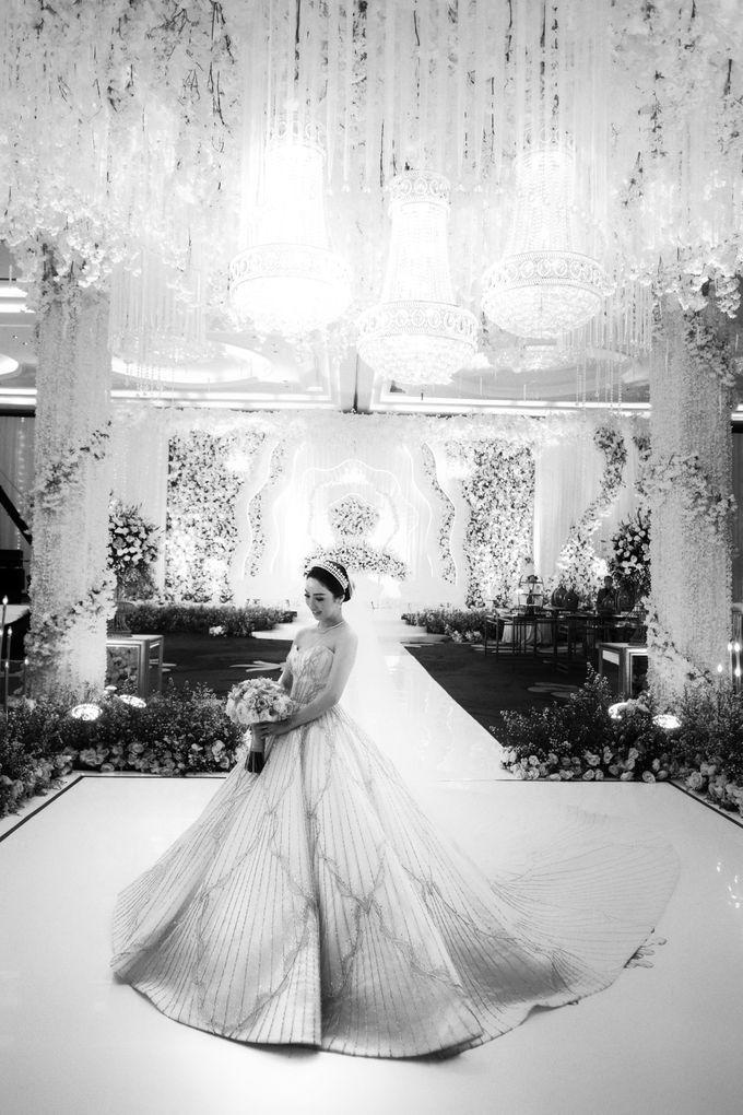 Herry & Yuliana by PRIVATE WEDDING ORGANIZER - 023
