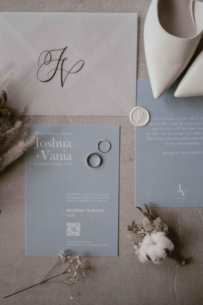 Joshua & Vania Wedding at Mercure Hotel Jakarta by AKSA Creative - 001