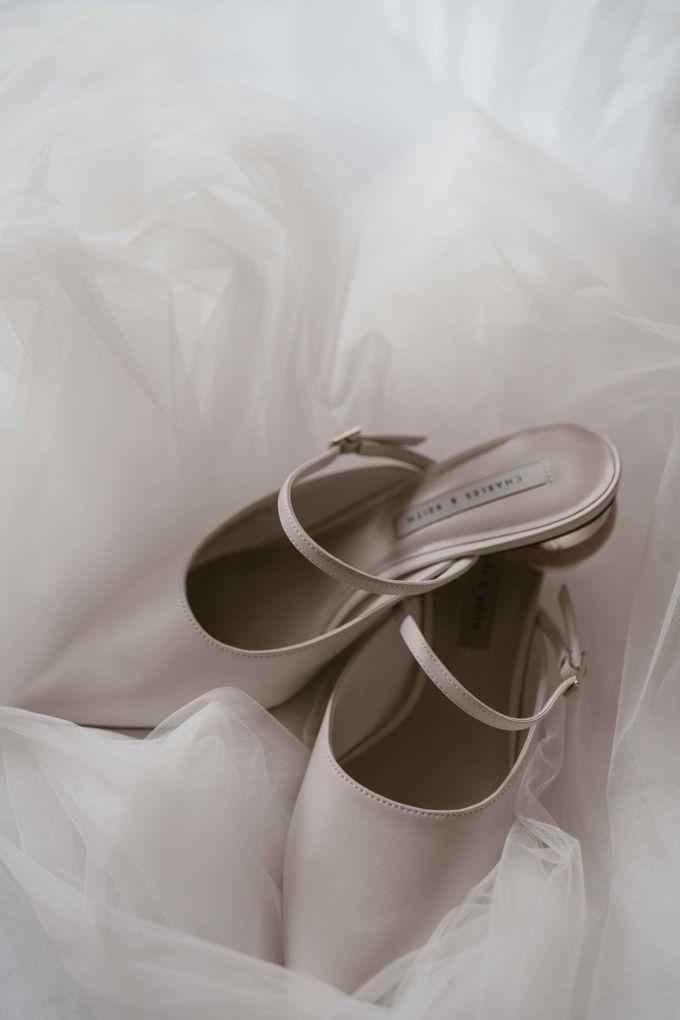 Joshua & Vania Wedding at Mercure Hotel Jakarta by AKSA Creative - 002