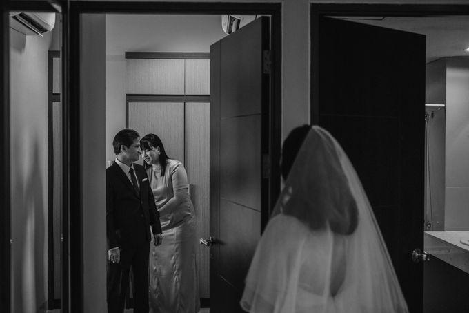 Joshua & Vania Wedding at Mercure Hotel Jakarta by AKSA Creative - 004