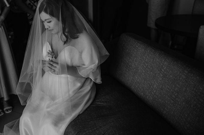 Joshua & Vania Wedding at Mercure Hotel Jakarta by AKSA Creative - 014