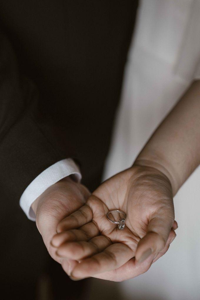 Joshua & Vania Wedding at Mercure Hotel Jakarta by AKSA Creative - 016