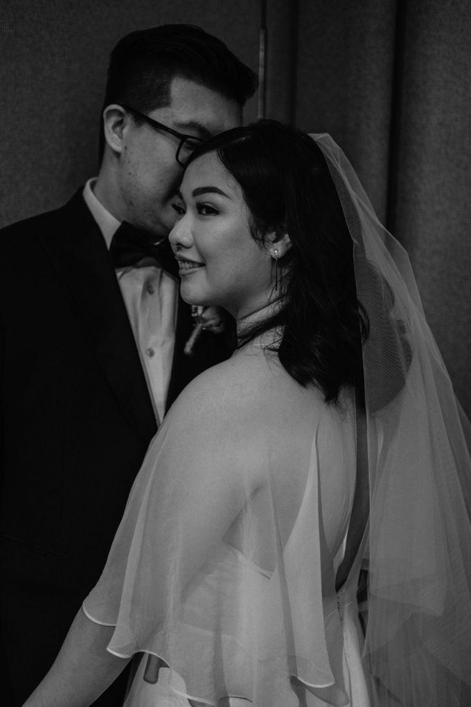 Joshua & Vania Wedding at Mercure Hotel Jakarta by AKSA Creative - 034