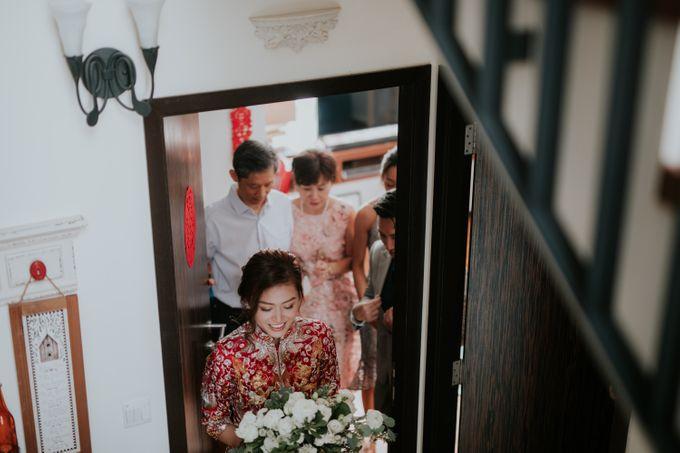 Joshua Joanne - CHIJMES wedding by Pixioo Photography - 018