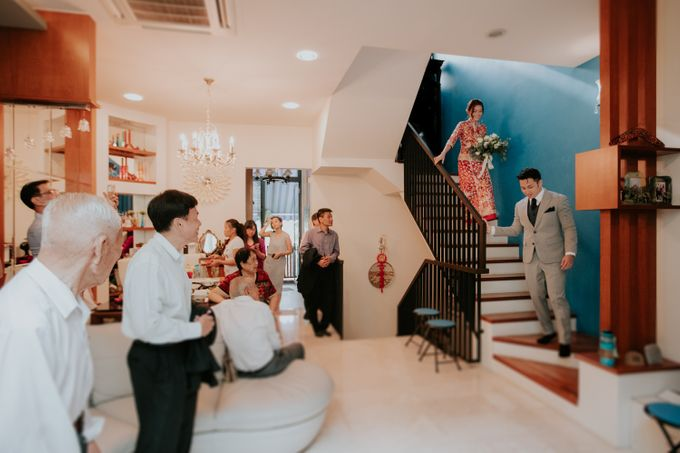 Joshua Joanne - CHIJMES wedding by Pixioo Photography - 019