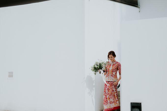 Joshua Joanne - CHIJMES wedding by Pixioo Photography - 021