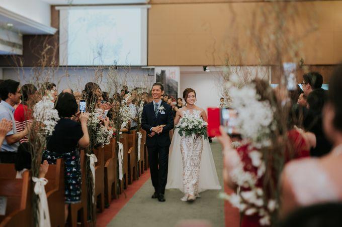 Joshua Joanne - CHIJMES wedding by Pixioo Photography - 025