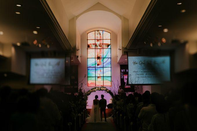 Joshua Joanne - CHIJMES wedding by Pixioo Photography - 027