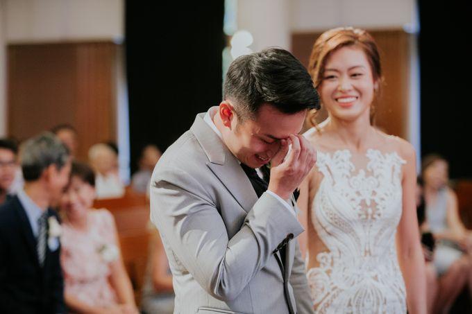 Joshua Joanne - CHIJMES wedding by Pixioo Photography - 029