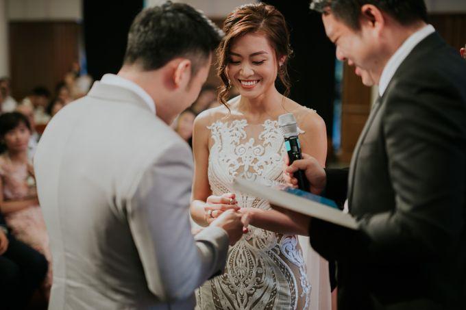 Joshua Joanne - CHIJMES wedding by Pixioo Photography - 031