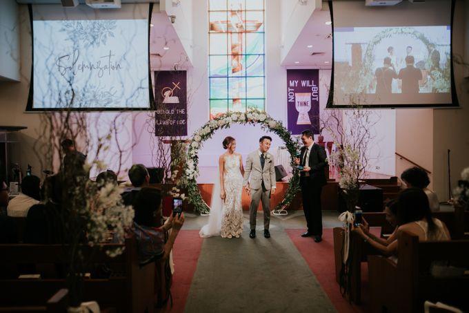 Joshua Joanne - CHIJMES wedding by Pixioo Photography - 032