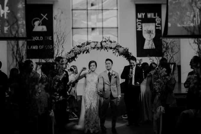 Joshua Joanne - CHIJMES wedding by Pixioo Photography - 033