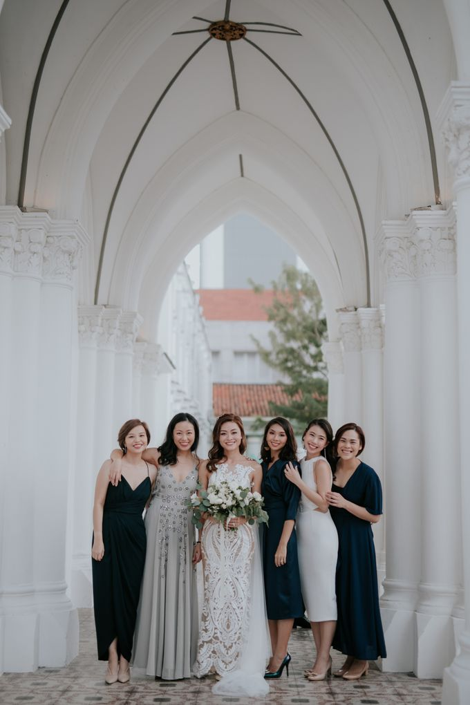 Joshua Joanne - CHIJMES wedding by Pixioo Photography - 036