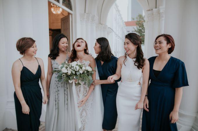 Joshua Joanne - CHIJMES wedding by Pixioo Photography - 037