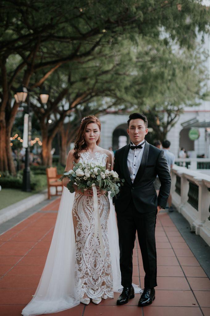 Joshua Joanne - CHIJMES wedding by Pixioo Photography - 038
