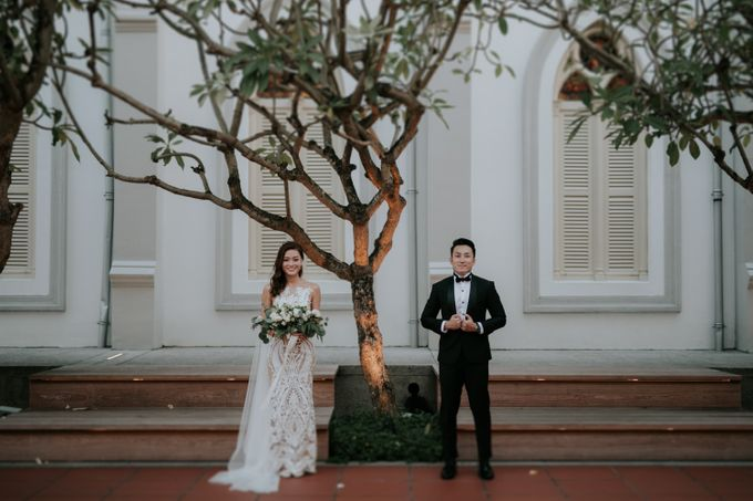 Joshua Joanne - CHIJMES wedding by Pixioo Photography - 039