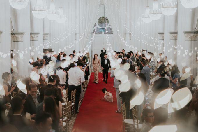 Joshua Joanne - CHIJMES wedding by Pixioo Photography - 042