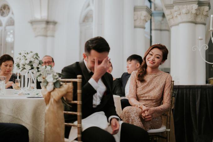 Joshua Joanne - CHIJMES wedding by Pixioo Photography - 040