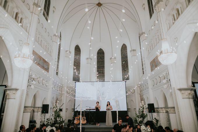 Joshua Joanne - CHIJMES wedding by Pixioo Photography - 041