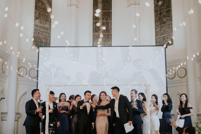 Joshua Joanne - CHIJMES wedding by Pixioo Photography - 045