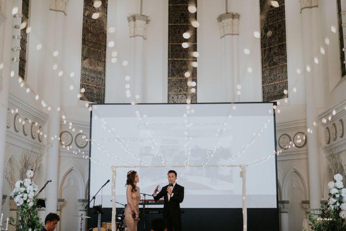 Joshua Joanne - CHIJMES wedding by Pixioo Photography - 047