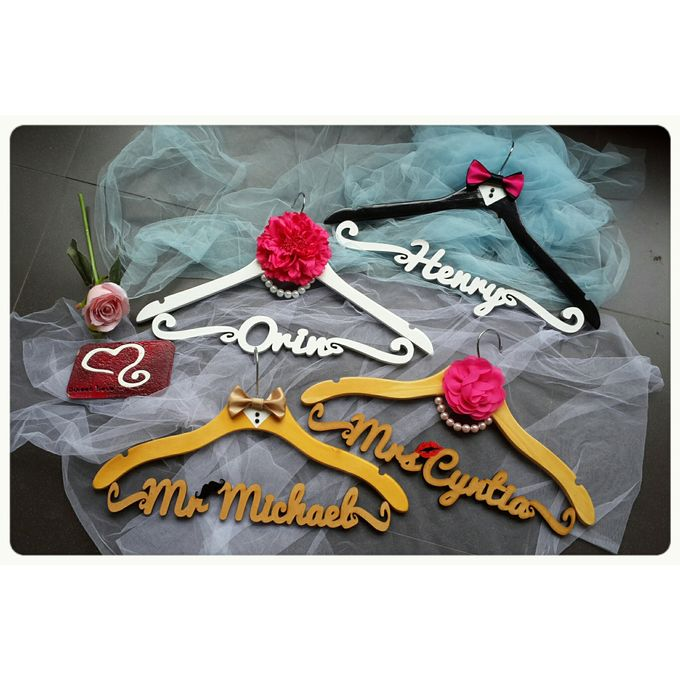 Wedding Hanger Name by Sweetlovecollection - 011
