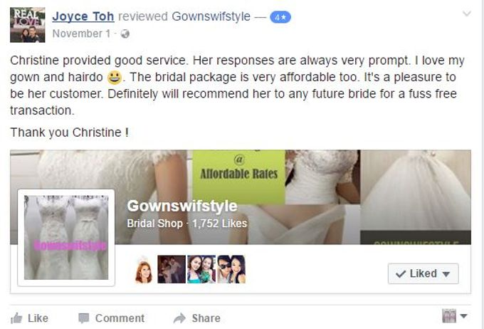Reviews from Clients by Makeupwifstyle - 007