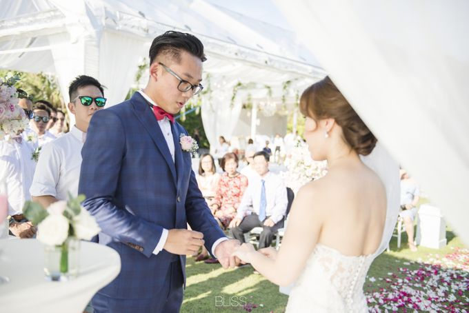 Joyce and Dennis wedding at Sava Beach Villas by BLISS Events & Weddings Thailand - 009
