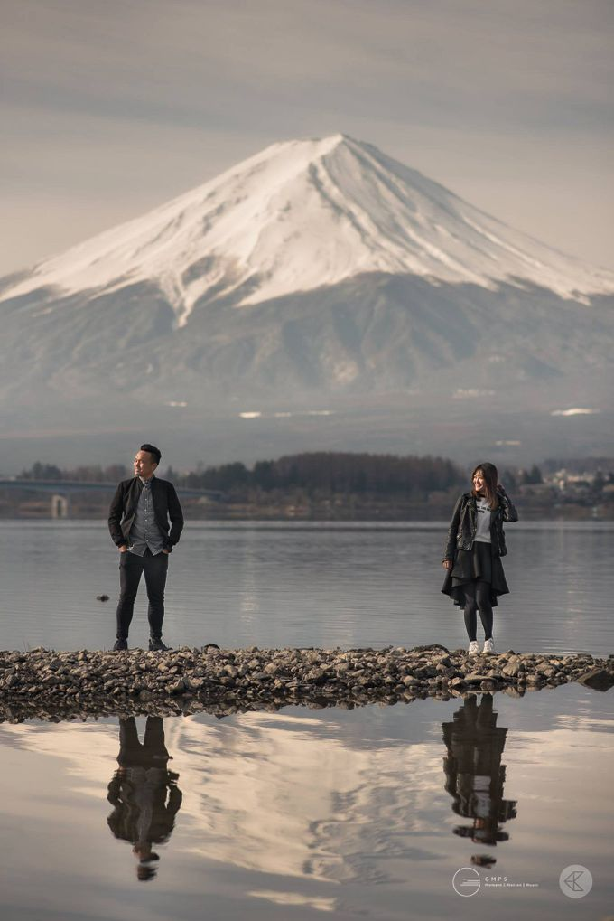 Zen & Irene - Engagement Portraits in Japan by Chester Kher Creations - 002