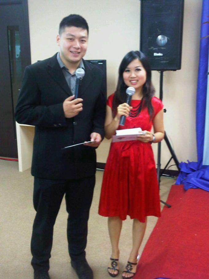 Opening Ceremony PT Nickel International by MC Mandarin Linda Lin - 002