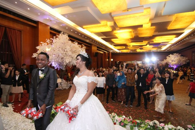 Weddding day of Antonio & Marriana at Angke Restaurant Kelapa Gading by Angke Restaurant & Ballroom Jakarta - 010