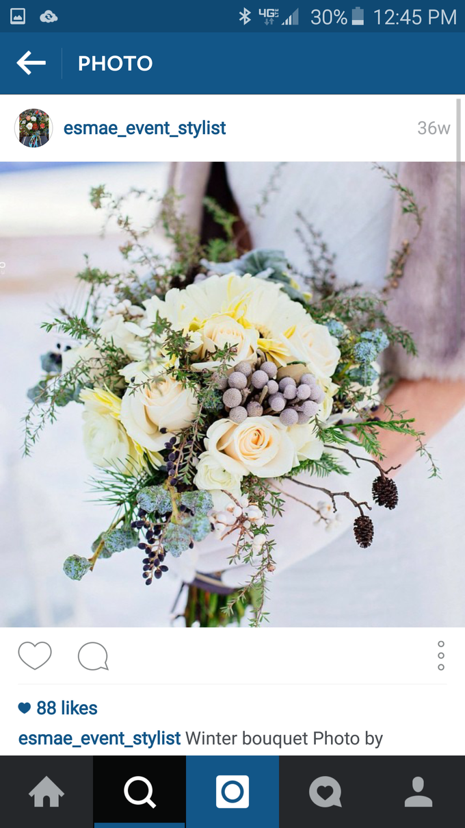 Winter Session by Esmae Event Floral Design - 004