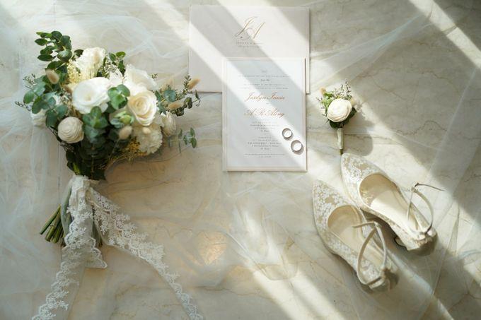 THE WEDDING OF ALONG AND JASSLYN by ODDY PRANATHA - 011