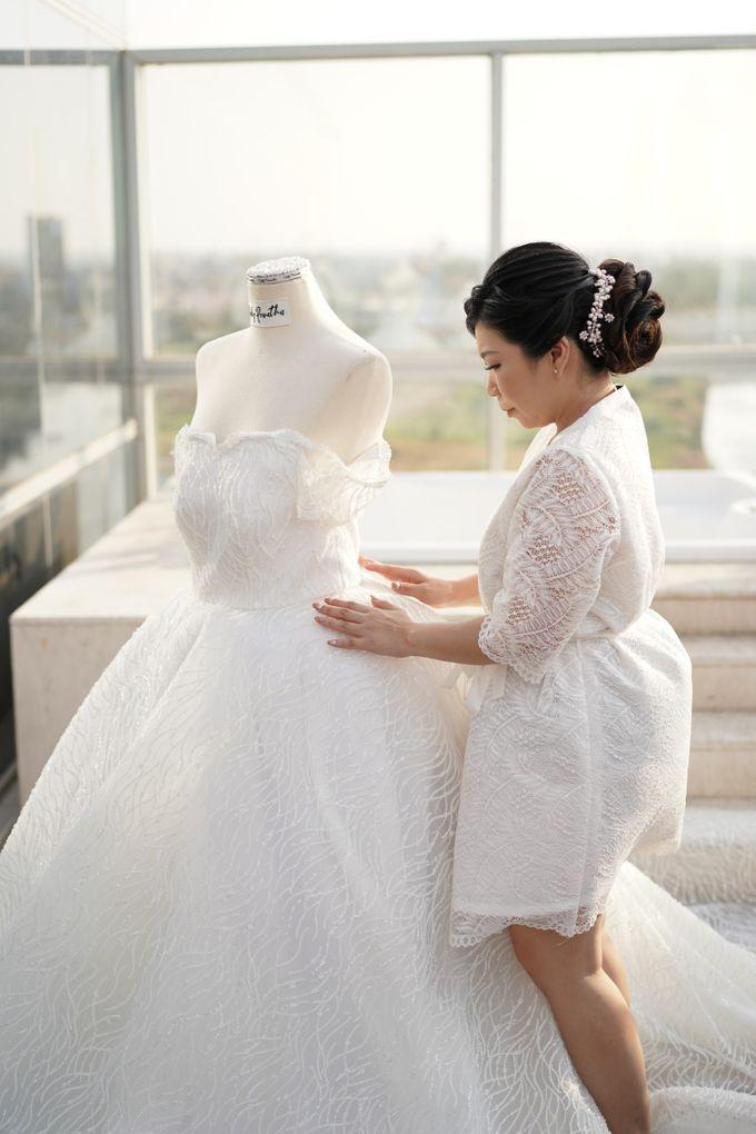 THE WEDDING OF ALONG AND JASSLYN by ODDY PRANATHA - 013