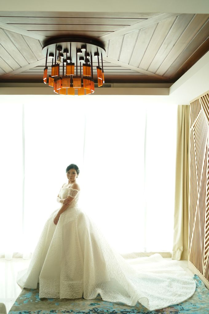 THE WEDDING OF ALONG AND JASSLYN by ODDY PRANATHA - 008