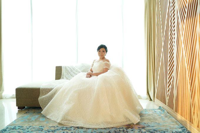 THE WEDDING OF ALONG AND JASSLYN by ODDY PRANATHA - 006