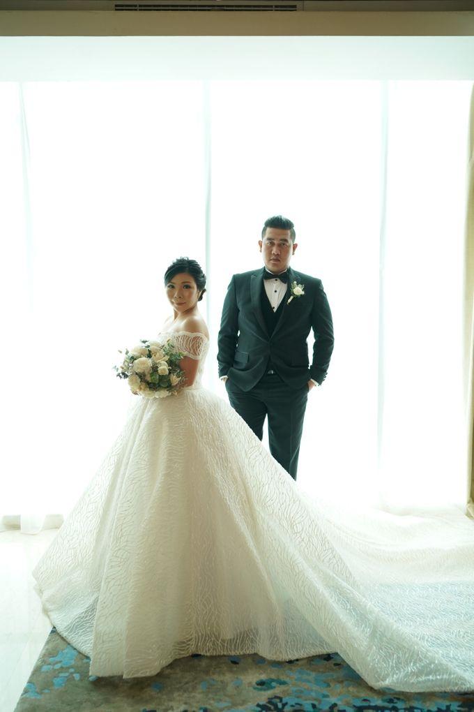 THE WEDDING OF ALONG AND JASSLYN by ODDY PRANATHA - 005